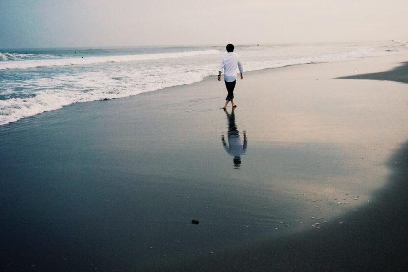 独りぼっちの画像